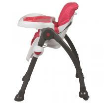Tex Baby - Chaise Haute Pliante Téléscopique - Rose