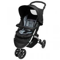 Tex Baby - Poussette 3 roues + Siège Auto Groupe 0+ Noir
