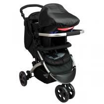 Tex Baby - Poussette 3 roues + Siège Auto Groupe 0+ Rouge