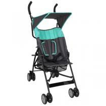 Tex Baby - Poussette canne 2 positions Tex Turquoise