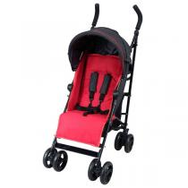 Tex Baby - Poussette canne multi position - Rouge