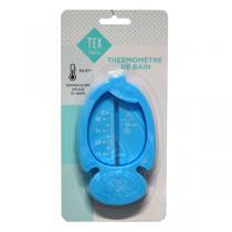 Tex Baby - Thermomètre de bain Bleu