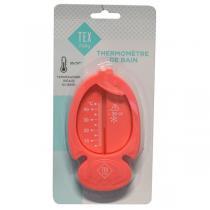 Tex Baby - Thermomètre de bain Framboise