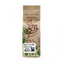 Torréfaction Dagobert - Mélange Mon p'tit Bio Fairtrade expresso - 500g