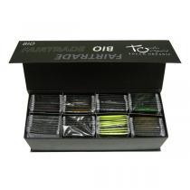 Touch Organic - Coffret Découverte 8 Thés bio - 8 x 10 sachets