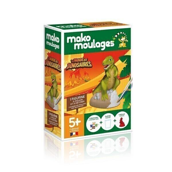 Mako moulages - Graou le tyrannosaure - Des 5ans