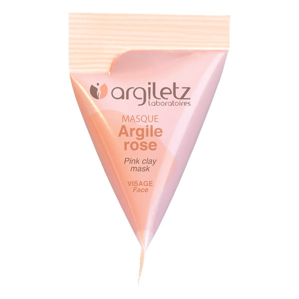 Argiletz - Masque argile rose dose 15ml