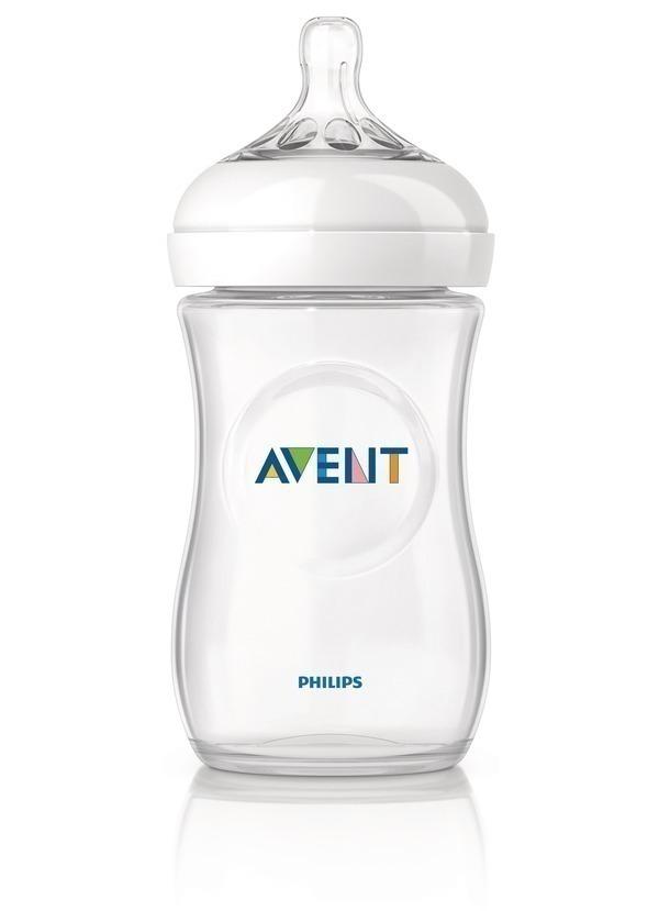 Avent - Biberon Natural PP 260 ml