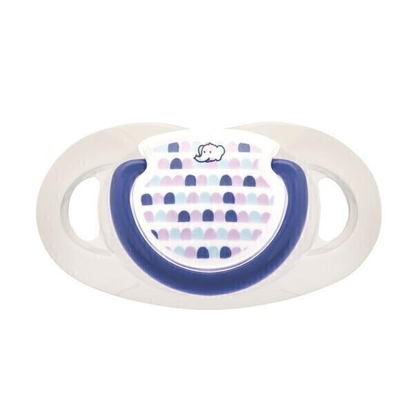 Bébé confort - Sucette Maternity dental safe Bleu silicone 6/18m - x2