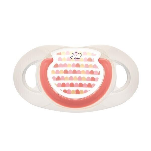 Bébé confort - Sucette Maternity dental safe rouge silicone 18/36m - x2