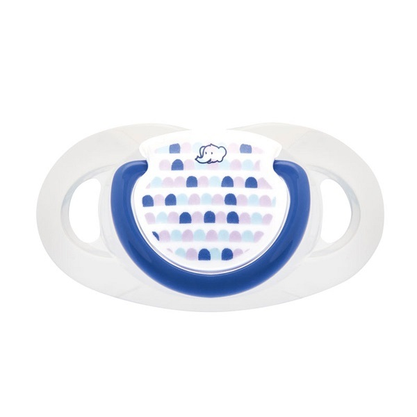 Bébé confort - Sucette Maternity dental safe silicone bleu 18/36m - x2