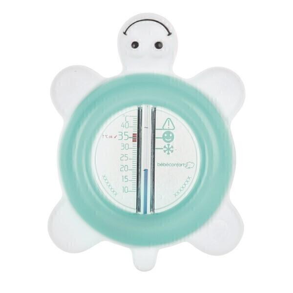 Bébé confort - Thermomètre de bain tortue Bleu