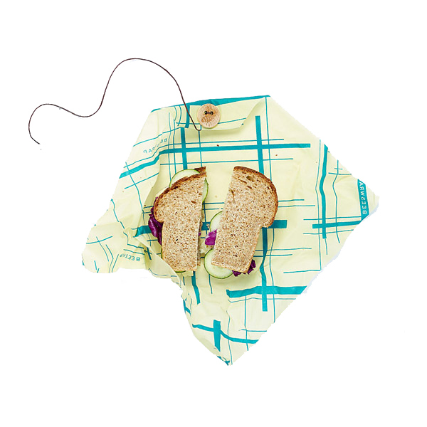 Emballage Sandwich - Geometric Bee's Wrap   Acheter sur ...