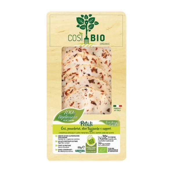Cosi Bio - Petali spécialité oeuf tomate pois chiches 80g