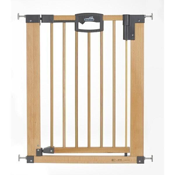 barri re easy lock naturel sans percer geuther natiloo. Black Bedroom Furniture Sets. Home Design Ideas