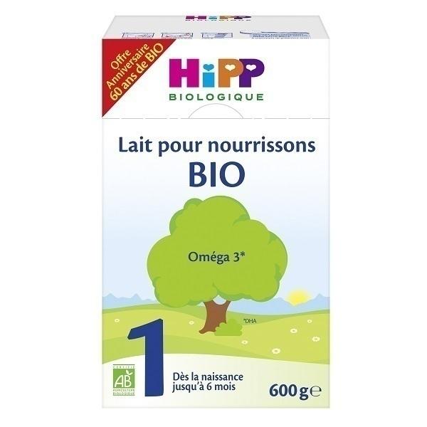f0fcd5738122ed Lait pour nourrissons Bio Hipp 1     Natiloo.com   La référence Bien ...