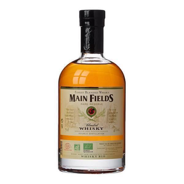 Main Field's - Whisky Bio - 70cl