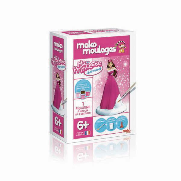 Mako moulages - Princesse charmante -Dès 5ans