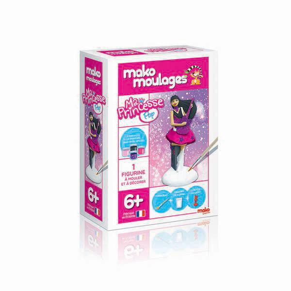 Mako moulages - Princesse pop -Dès 5ans