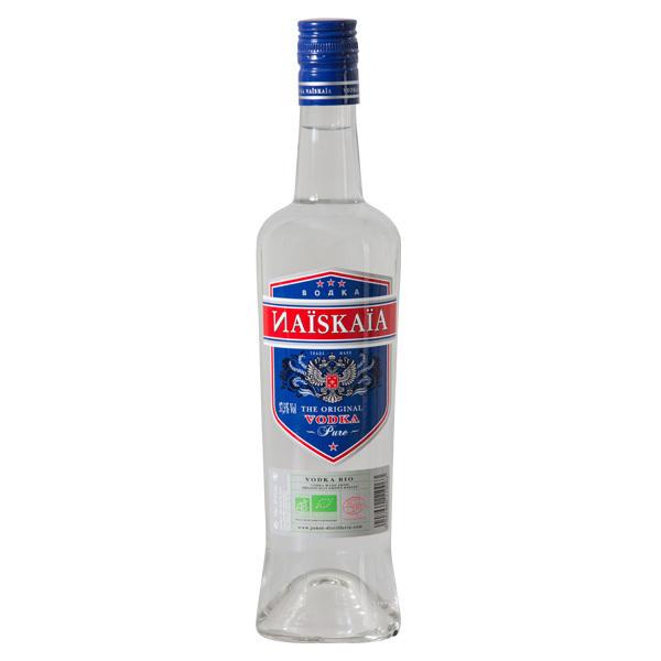 Naïskaïa - Vodka Bio - 70cl