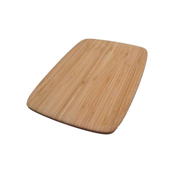 Point Virgule - Planche à découper en bambou 28 x 20 cm