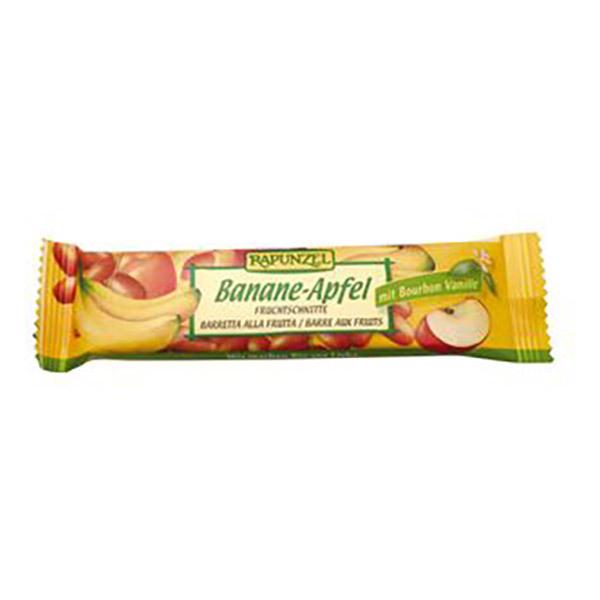 Rapunzel - Barre énergétique Banane Pomme Bio