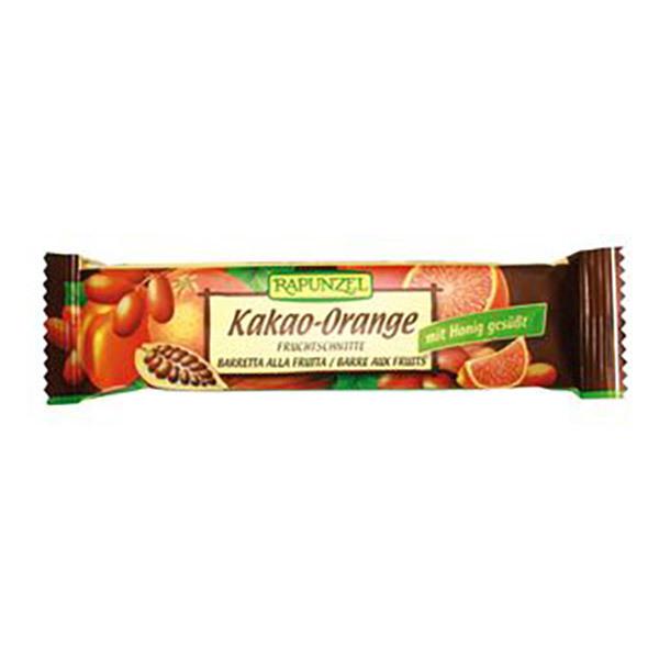 Rapunzel - Barre énergétique Cacao Orange Bio
