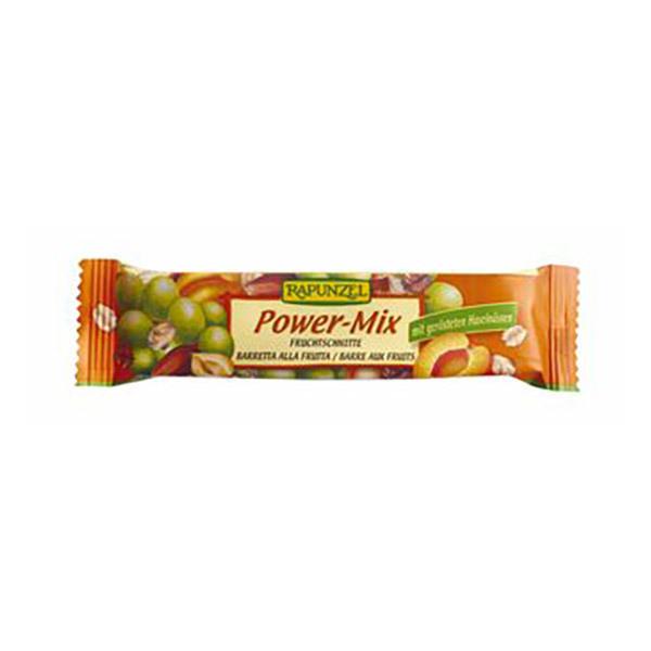 Rapunzel - Barre énergétique Power mix muesli Bio