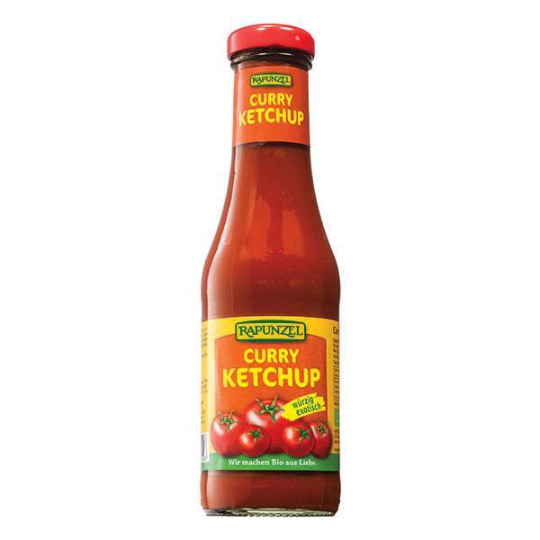 Rapunzel - Ketchup curry épicé Bio - 450 ml