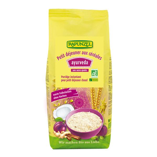 Rapunzel - Porridge Ayurveda préparation instantanée Bio - 500 g