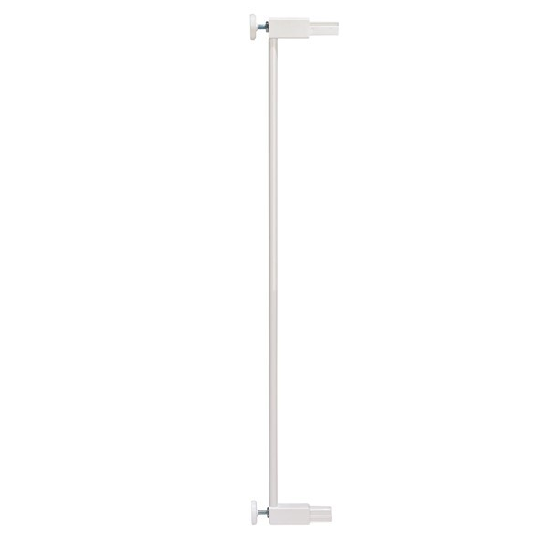 Safety 1St - Extension Barrière 7 cm U-pressure extra tall métal
