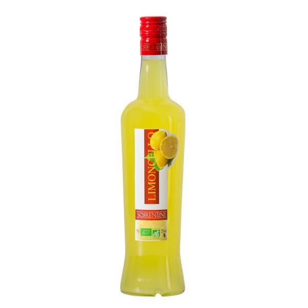Sorrentini - Limoncello Bio - 70cl