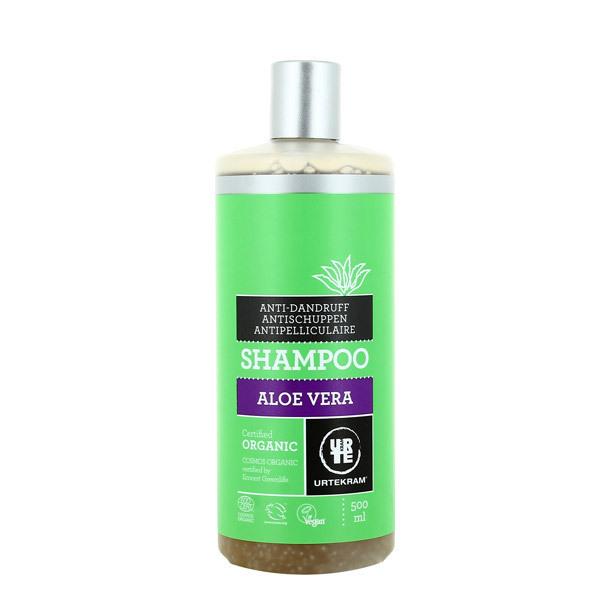 shampoing antipelliculaire l 39 aloe vera 500 ml urtekram. Black Bedroom Furniture Sets. Home Design Ideas