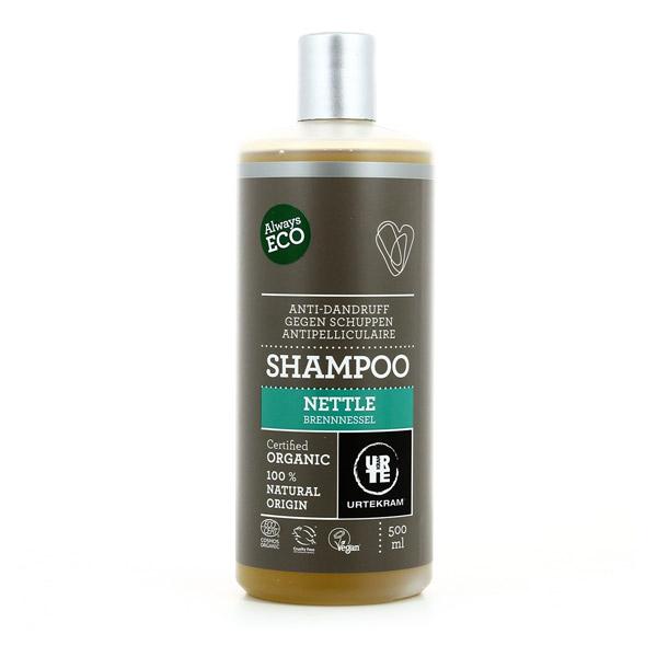 Urtekram - Shampoing antipelliculaire aux orties - 500 mL