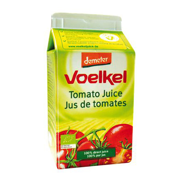 voelkel - Jus de tomate Bio 50cl