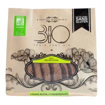 310 - Cookie muesli canneberges bio et sans gluten - 150 g