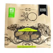 310 - Crok menthe chocolat bio et sans gluten - 150 g