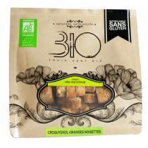 310 - Croquygnol amandes noisettes bio et sans gluten - 150 g