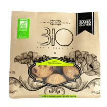 310 - Mini cookie aux fruits secs bio et sans gluten - 150 g