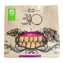 310 - Mini palet cathare pur beurre bio - 150 g