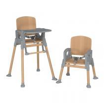 AT4 - Chaise pliante - Vernis naturel