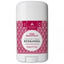 Ben & Anna - Déodorant naturel Pamplemousse rose