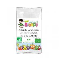 Bioopy - Amande caramélisée sucre complet cannelle BIO - 100g
