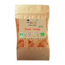 Bioopy - Fruit Sticks sans gluten sans lactose 100g