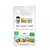 Bioopy - Mix banane raisin BIO - 50g