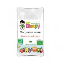 Bioopy - Mix pomme raisin BIO - 50g