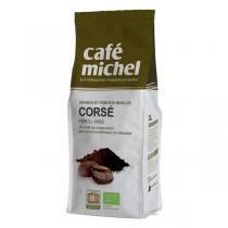 Café Michel - Café moulu arabica robusta corsé 250g