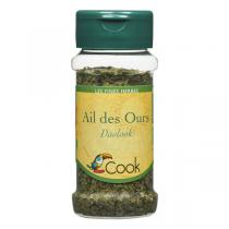 Cook - Ail des Ours bio - 16 g