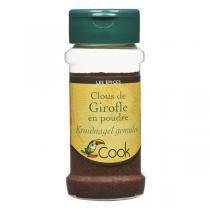 Cook - Clous de Girofle en poudre bio - 45 g