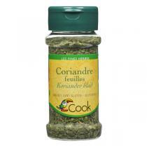 Cook - Coriandre en feuilles bio - 18 g